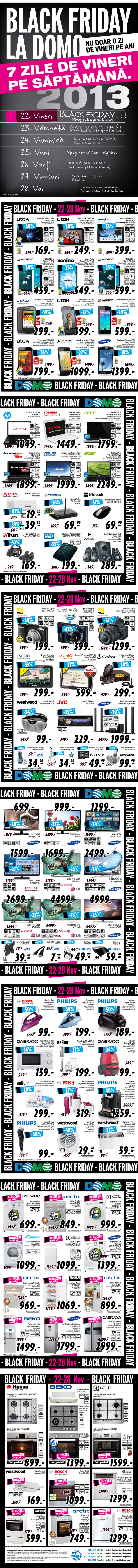 catalog domo black friday 2013